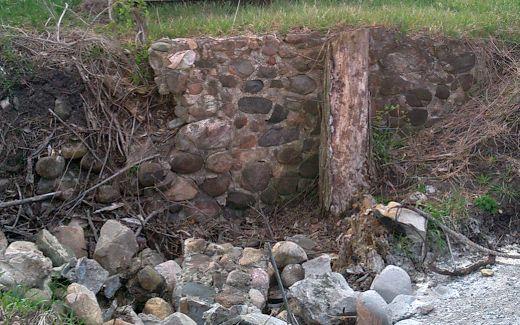 Old foundation