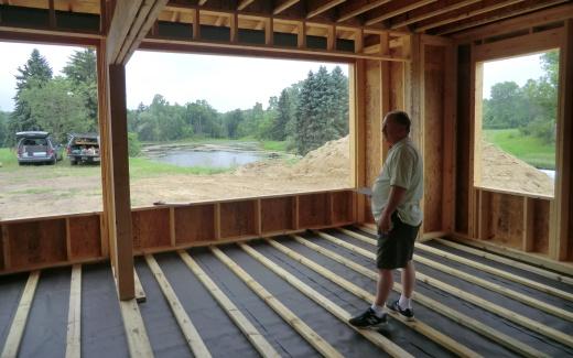 Building inspector Bill