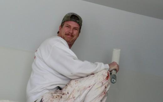 Johann in loft