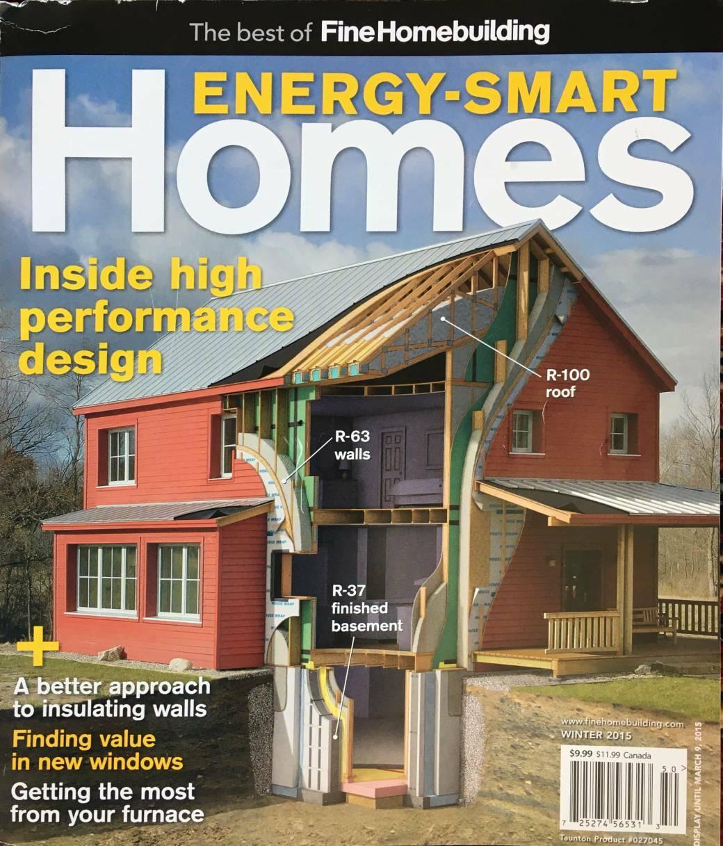 Fine Homebuilding cover